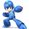 SSBU Artwork Mega Man