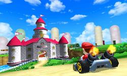 MK7 Screenshot Marios Piste