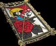 MKT Sprite Cape-Mario-Drachen