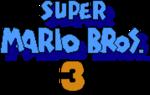 Mario 3 logo intro