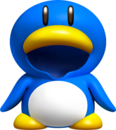 NSMBUD Penguin Suit