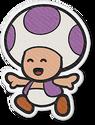 PMOK Artwork Violetter Toad