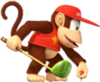 MGWT Artwork Diddy Kong