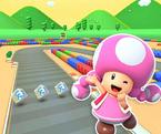 MKT Sprite SNES Marios Piste 3 R