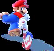 MTUS Artwork Mario