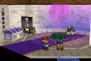 Merluvlee's Room (Paper Mario)