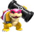 NSMBU Artwork Roy Koopa