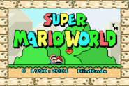 Super Mario Advance 2 - Japanese - Title Screen 2