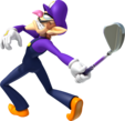 Art Waluigi World Tour