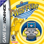 WarioWare Twisted Jaquette