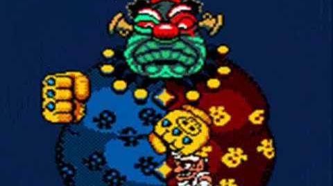 Wario Land 3 - Rudy the Clown-0