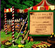 DKC3 Sprite Swankys Show