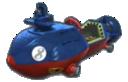 MK8 Sprite U-Kart
