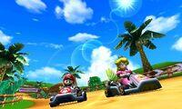 MK7 Screenshot Cheep Cheep-Bucht