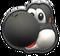 MKT Icône Yoshi noir