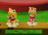 Mario maneki-neko