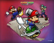 Mario y luigi partners in time 1