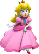 Princess Peach Artwork - Super Mario 3D World-0