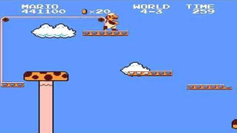 Super Mario Bros. - World 4-3