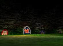 DK64 Screenshot Tropen Trubel Lobby