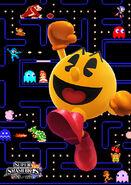 Illust Pac-Man SBB4