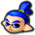 MK8DX Male Inkling Icon