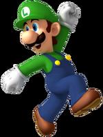 MP8 Artwork Luigi