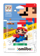 Amiibo - Mario 30th - Modern - Box