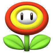 Flor de fuego NSMB.W