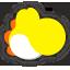 Icône Yoshi jaune Ultimate