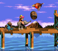 Lakeside Limbo - Booty Bird defeated