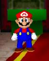 MP2 Mario Bowser Land