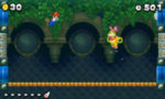 NSMB2 Screenshot Wendy