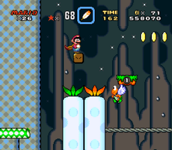 SMW Screenshot Bowsers Tal 3