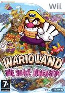 Wario Land - Shake Dimension