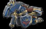 Corps Destrier de légende 8