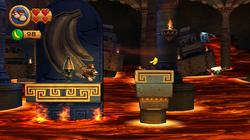 DKCR Screenshot Trümmertempel