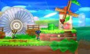 Escenario de Paper Mario SSB4