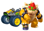 MK7 Artwork Bowser 2