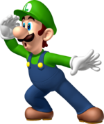 MP8 - Luigi Artwork