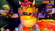 Mario Party Star Rush Mecha Bowser