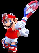 Mario Tennis Aces Mario Artwork