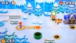 Mundo 4 en New Super Mario Bros. 2