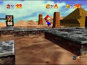 SM64 Screenshot Hechtsprung