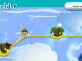 Welt 1 (Super Mario Galaxy 2)