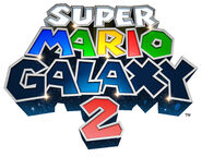Super Mario Galaxy 2 Logo Beta