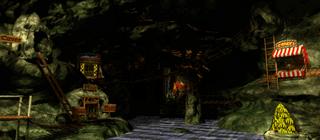 DKC Sprite Affenklein-Höhle