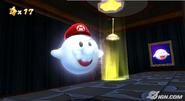 Mario boo. esenario 2