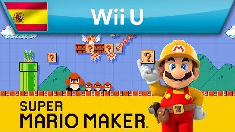 CuBaN VeRcEttI/Consigue nuevos niveles con la actualización de software de Super Mario Maker, a partir del 5 de noviembre