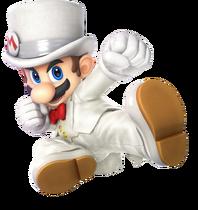 Art Mario marié Ultimate
